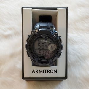 NWOT Armitron 40/8209 Digital All Sports Watch